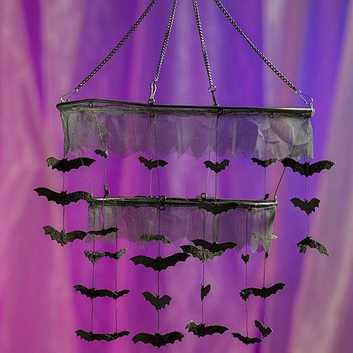 Fabric Bat Chandelier - Shindigz Prod