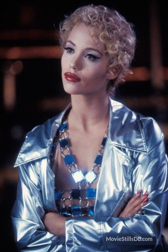 Showgirls - Publicity still of Elizabeth Berkley
