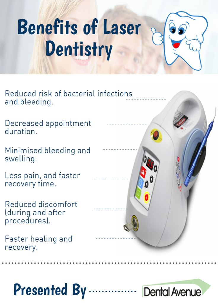 Laser dentistry is one of the effective dental treatments. It does not solve the ongoing dental problems only, but also give prevention against other related dental problems,which may emerge in the future. Similarly, there are many benefits of going through this treatment. To know in detail about it, go through this infographic.