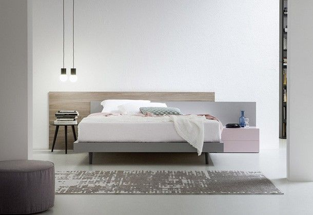 Sleeping area Furnishing: Modern Bedrooms | Novamobili