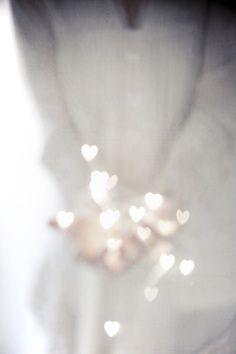 Heart sparkles. How precious!