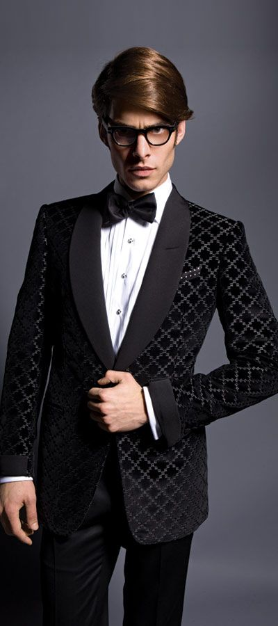 Men's black tie & evening wear You're cordially invited to look your most dashing in our stylish selection of dinner suits for all black tie events. Complete with a .