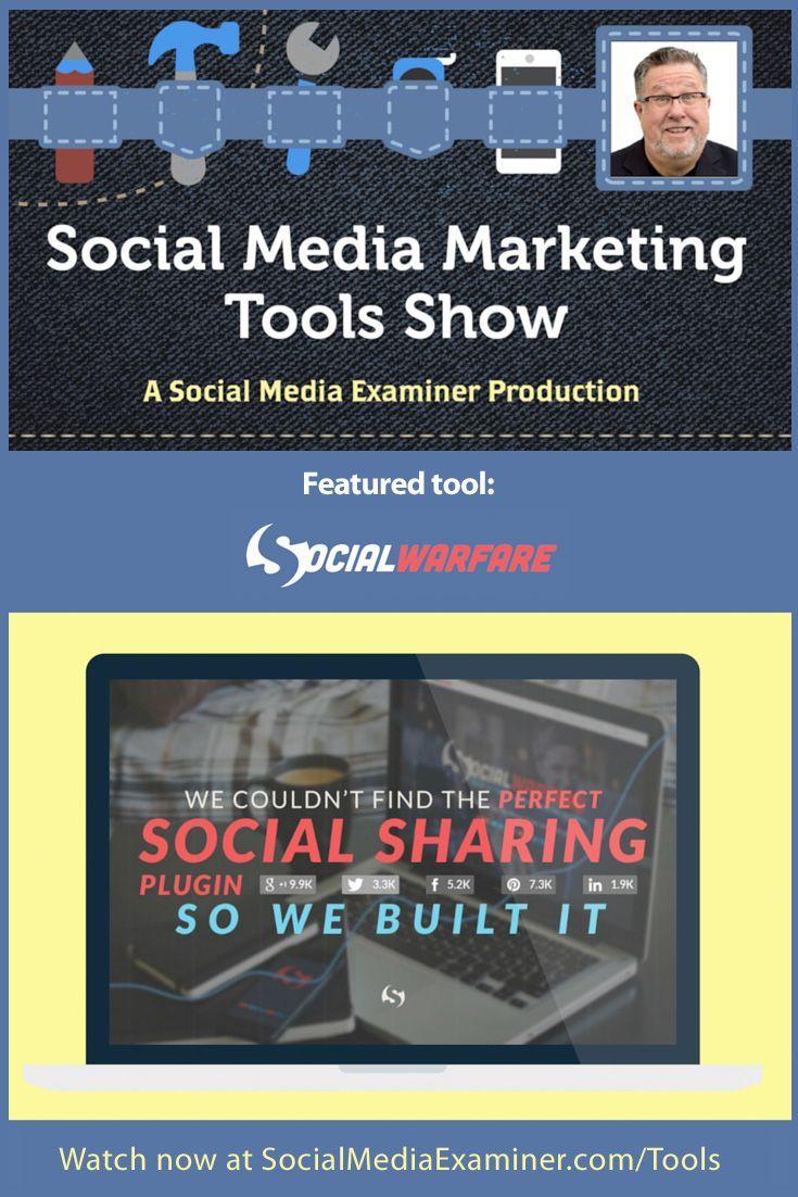 social media marketing tools pdf