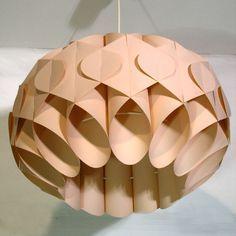 lamparas colgantes de papel - Buscar con Google