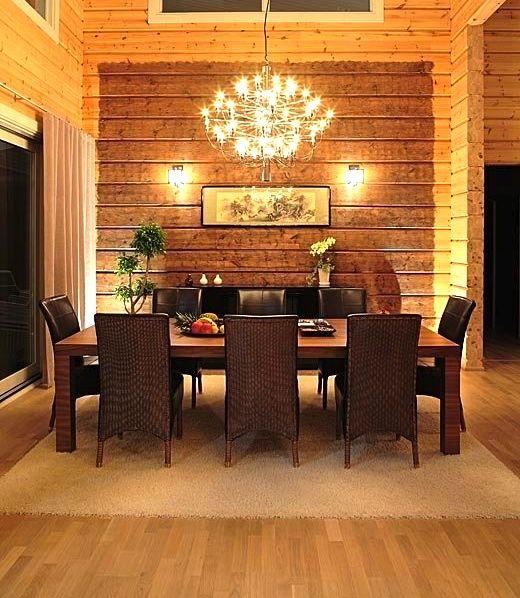 I love this table/chair/lighting combination Daniel xxx