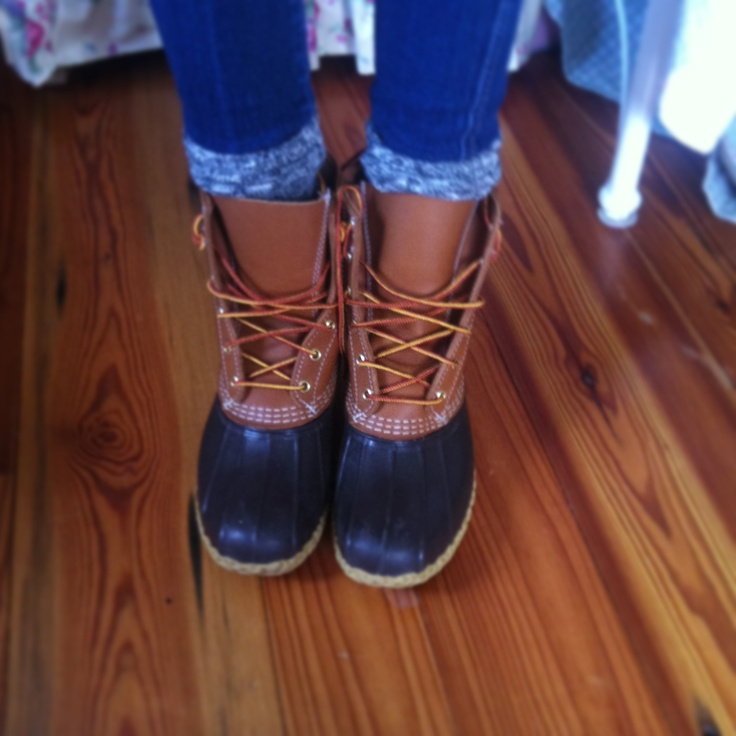 Ll bean duck boots frat - photo#15