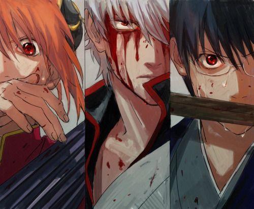 Even Shin looks a little scary..