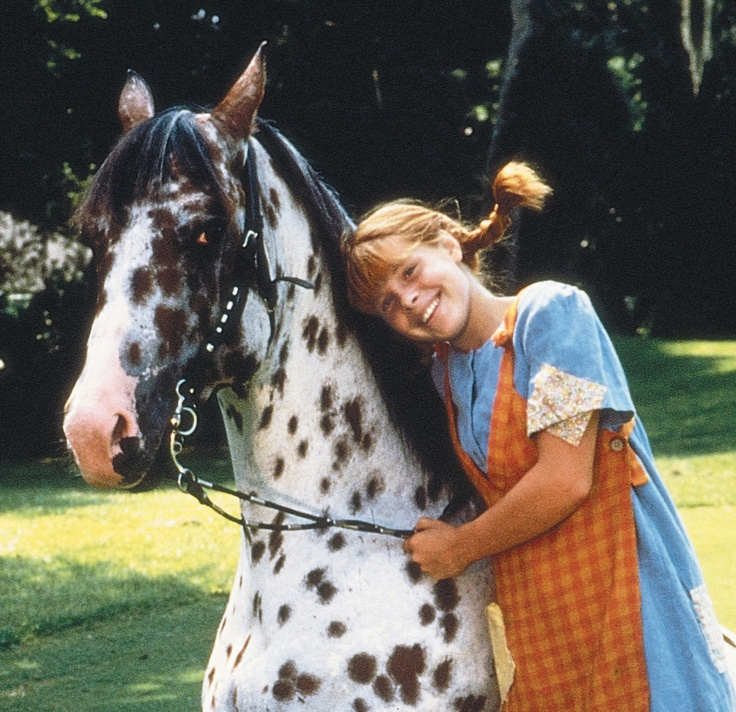Pippi Longstocking Oh my...A blast from the past. My favorite movie when I was a little girl!