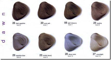 pravana color chart - Google Search | Hair | Pinterest ...