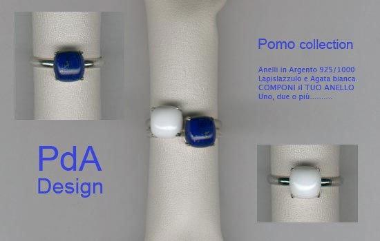 POMO... add your ring PaolaDeAngelis Design handMADE<3 https://www.facebook.com/PaolaDeAngelisDesign/