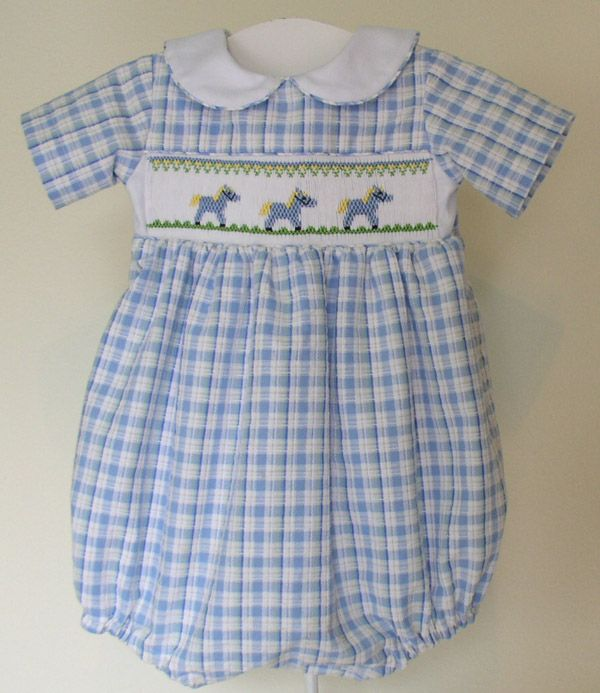 146 Best Images About Smocking For Boys On Pinterest Baby Rompers