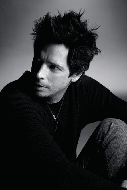 Chris Cornell, for not being afraid to take artistic chances and do things people don't expect. It usually doesn't succeed commercially, but I think it's been his best work.