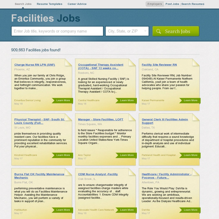 9 best Facilities Jobs images on Pinterest Hiring now, Image and - staff accountant job description