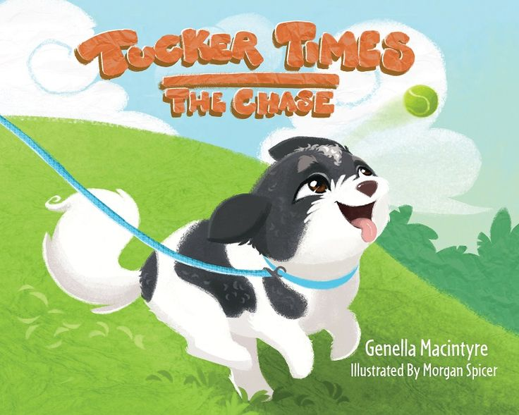 Tucker loves going for walks. There's so much to see, so many places to visit...and so many things to chase! Join Tucker as he meets squirrels, birds, cats, and more and learns why it's not nice to chase them. As Tucker learns about friendship and the importance of respecting the creatures that share his world, Tucker Times: The Chase weaves together an important message about manners and good behavior with a sweet story sure to delight young readers over and over again.