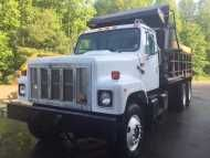 1999 INTERNATIONAL 2574 $33,500.00 US Tandem #Axle #Dump #Truck M-11 Cummins #diesel #engine, 9 #speed auto #transmission, 104,500 #miles  #trucks, #commercialtrucks, #heavyequipmenttrader, #heavydutytrucks, #lightdutytrucks, #trucksbody, #trailers, #CaterpillarEquipment