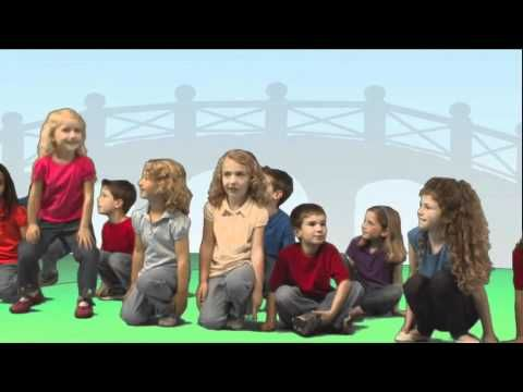 Junior Kindergarten - Stand Up, Sit Down by Patty Shukla (DVD Version) - great for tempo changes