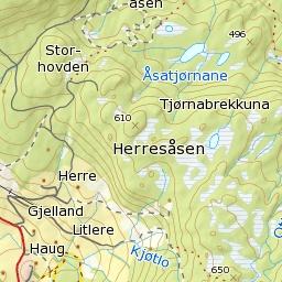 Voss Ski og Tursenter i Voss kommune, Hordaland : Skisporet.no
