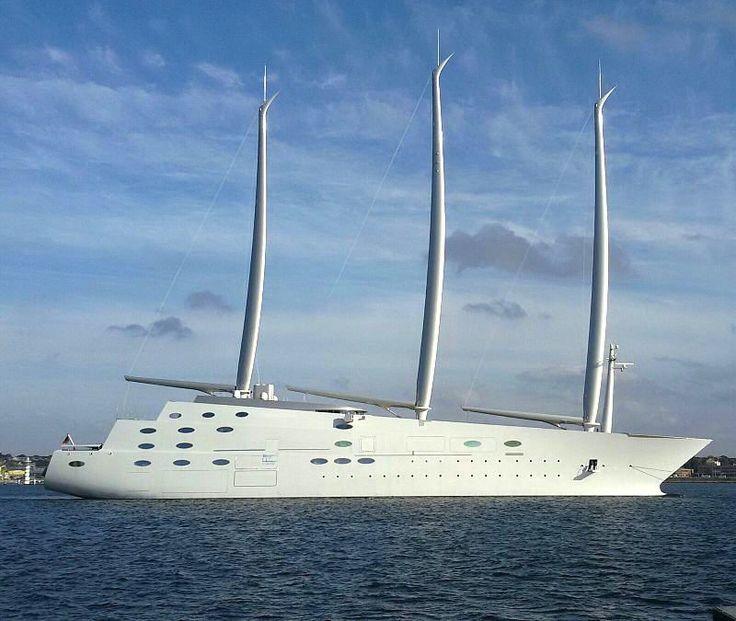 Segelyacht modern  8 best Ultra-Modern Windships images on Pinterest | Modern, Ships ...