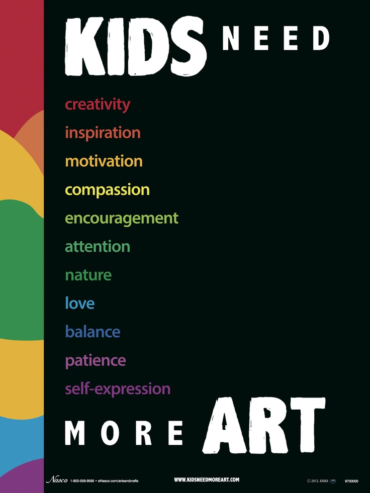 Pin by Kids Need More Art on What Kids Need | Art ...