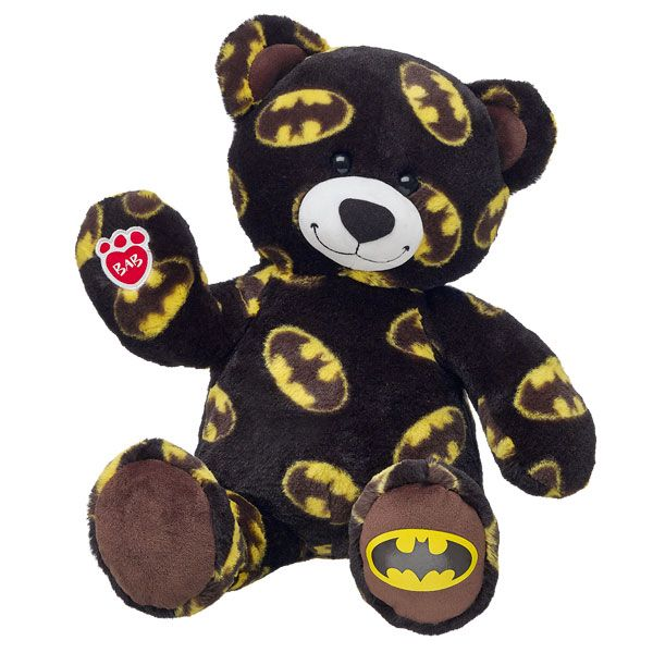 16 in. Batman Bear - Build-A-Bear Workshop US