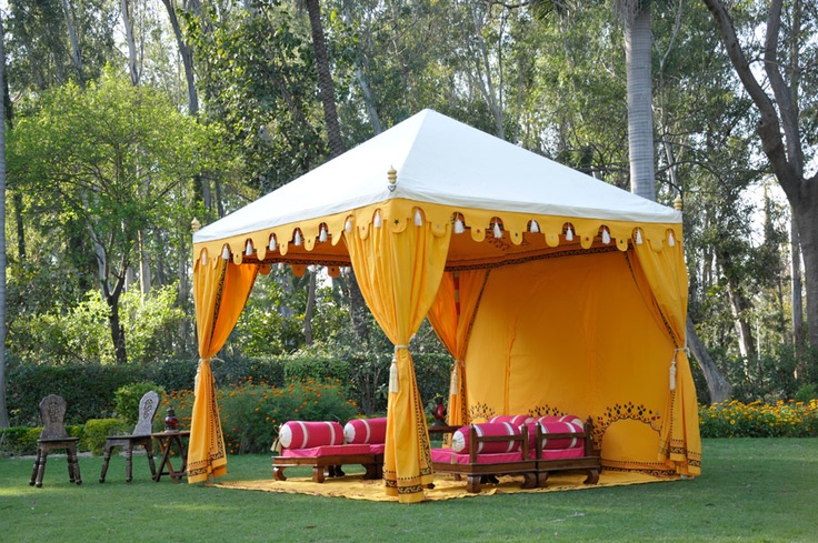 Maharaja Tent From India Indian Style Tent India