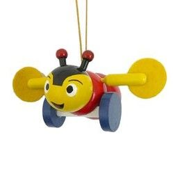 Buzzy Bee Christmas Decorations - Buy 7, Get 1 Free - Buzzy Bee Christmas Ornament - Shopenzed.com