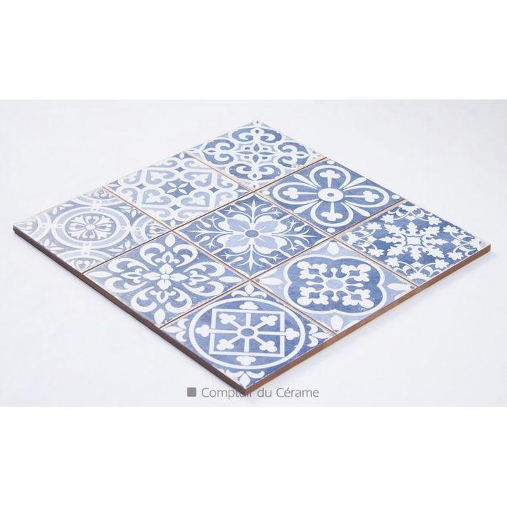 best 25 carrelage ancien ideas on pinterest salle de bains carrelage marocain art de ciment. Black Bedroom Furniture Sets. Home Design Ideas