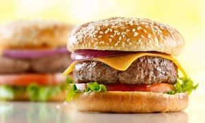 Groupon - Classic American Food at Stoopid Burger (35% Off). Two Options Available. in Boise. Groupon deal price: $13