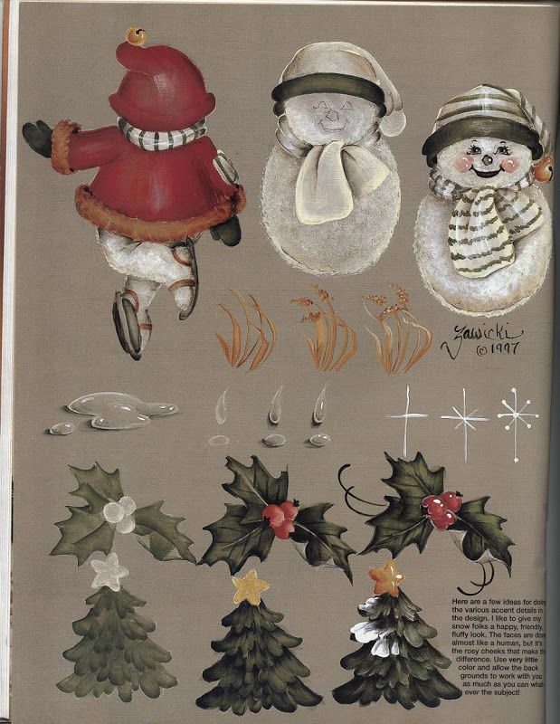 Santa Loves Snowmen - Maria Vai Com AS Artes Neia Reis - Picasa Web Albums