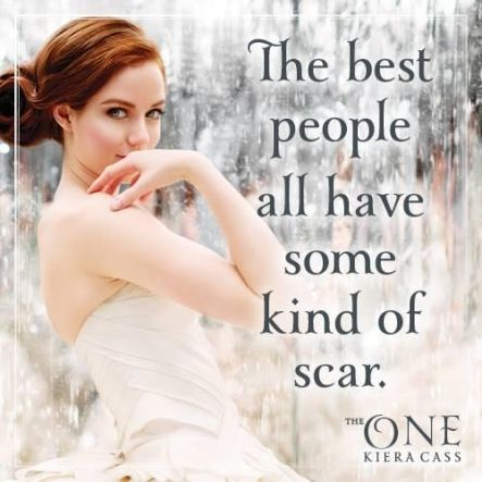 Quote #1 from THE ONE by Kiera Cass