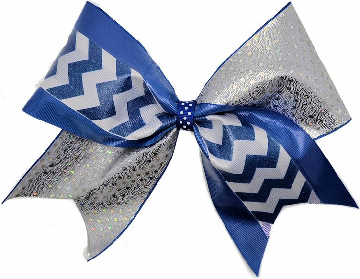 Learn to make a tick tock style cheer bow https://www.cheerbowsupply.com/tutorials/tick-tock-cheer-bow-tutorial