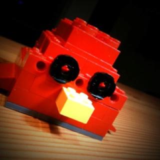 Lego angry bird 3