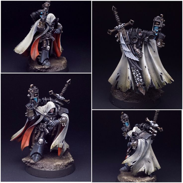 Cypher from Triumvirate of the Primarch