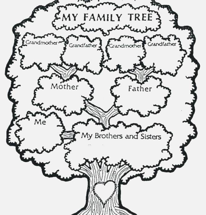 38 Crazy Family Tree Worksheet Printable Family Tree Printable Family Tree Project Family Tree Template