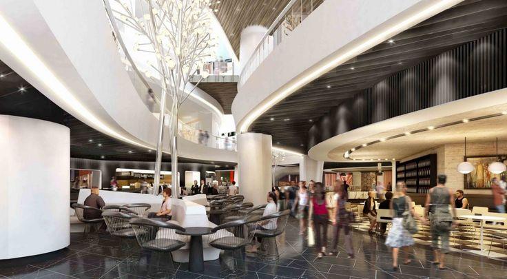 Westfield Sydney Level  Food Court