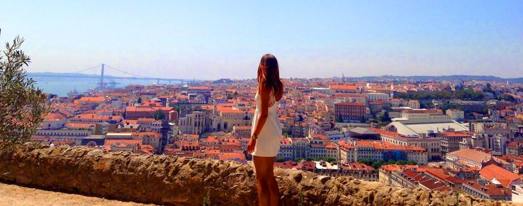 Throwback to sweet summers in Lisbon 🌆🇵🇹 | OurCoterie