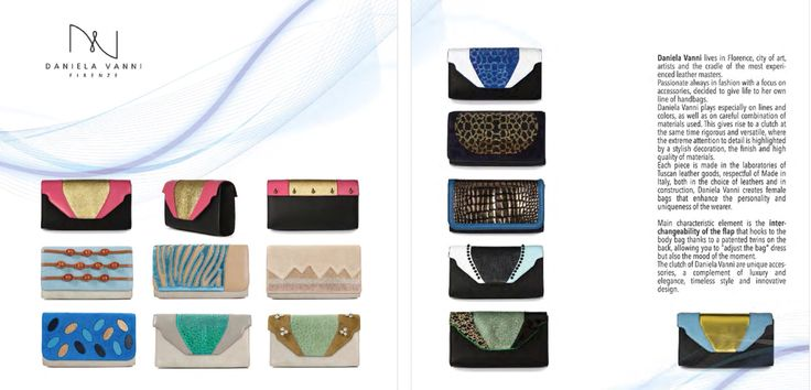 Daniela Vanni Luxury Bags