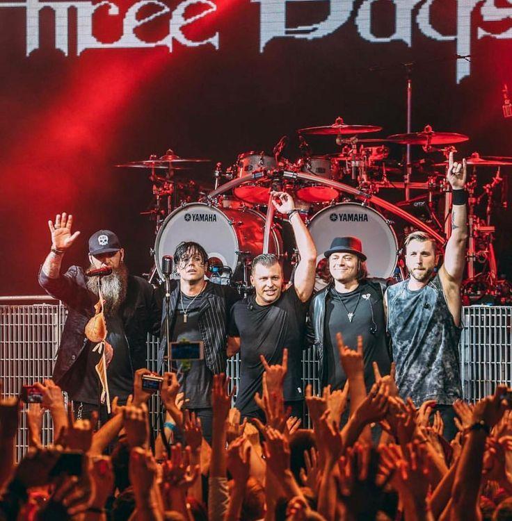 Days In Europe Tour
