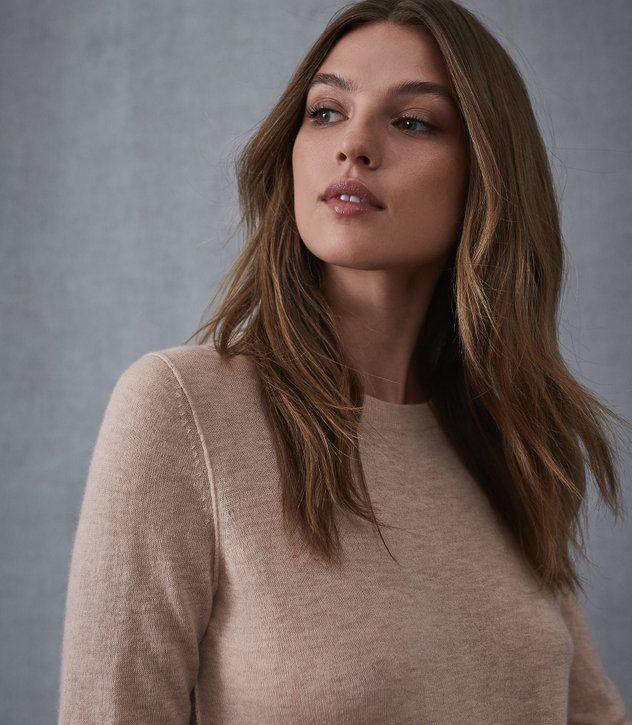 Womens CREW-NECK JUMPER - REISS MAYA | Fashion clothes