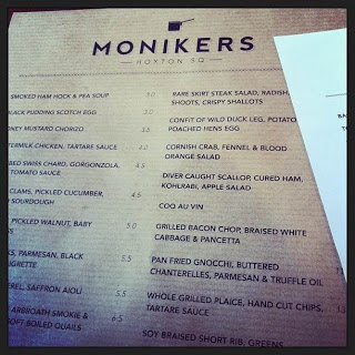 Monikers Hoxton Square