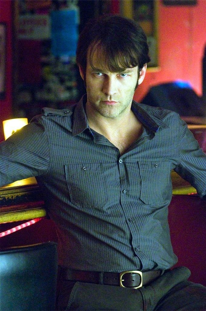 "Stephen Moyer as Bill Compton in True Blood...I love the way he says ""Sookie..."""