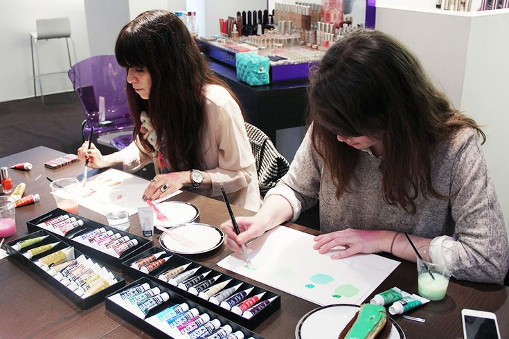 Enjoy Phoenix, Punky B. et Carnet Prune : le making of de leurs vernis avec The Beautyst !