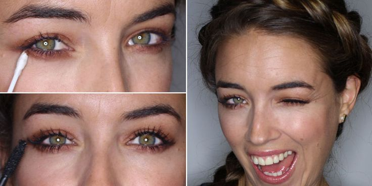 Makeup tutorial: Bronze smoky eyes in 5 minutes xx
