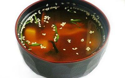 Мисо суп простой рецепт