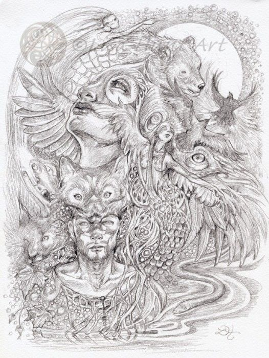 Women in Fantasy Illustration: Lisa Hunt | Kiri Østergaard Leonard