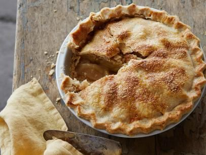 Deep-Dish Apple Pie Recipe | Emeril Lagasse | Cooking Channel