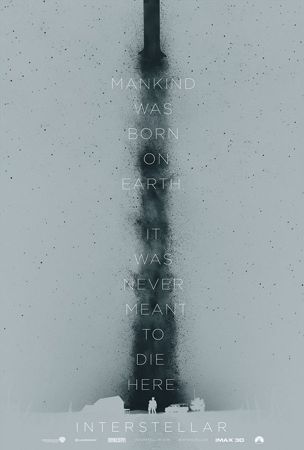 Interstellar Posters | Abduzeedo Design Inspiration