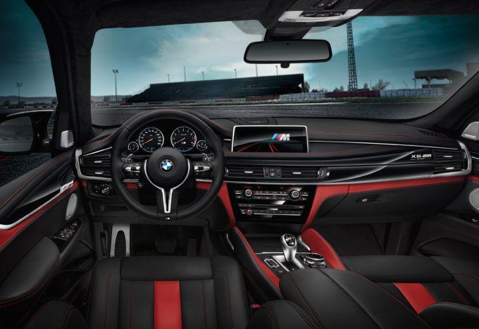 Black Fire Edition Bmw X5 M And X6 M Revealed Bmw X5 M Bmw X6 Bmw Interior