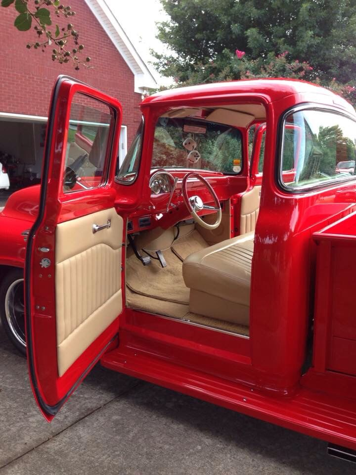1956 Ford F100 Maintenance/restoration of old/vintage vehicles: the material for new cogs/casters/gears/pads could be cast polyamide which I (Cast polyamide) can produce. My contact: tatjana.alic@windowslive.com