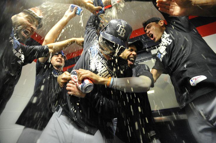 Tampa Bay Rays take the Wild Card!